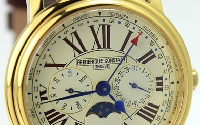 "Frédérique Constant - ""NO RESERVE PRICE""Business Timer- FC-270X4P4/5/6 - Men - 2011-present"
