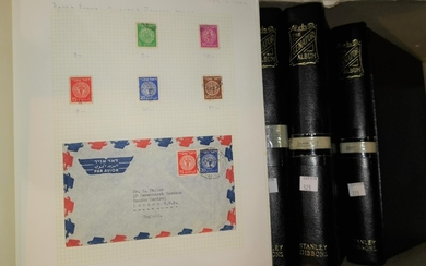 ISRAEL - a collection of stamps and postal history from 1948...