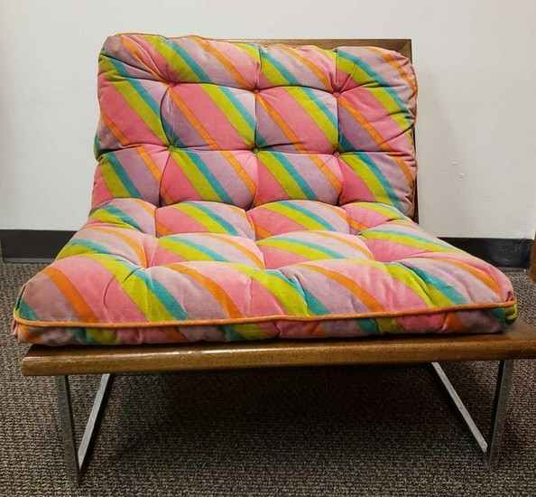 Mid Century Modern Rainbow Chair