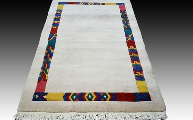 Modern Contemporary- Rug - 155 cm - 93 cm