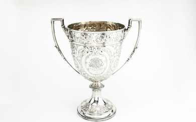 Trophy - .925 silver - Atkin Brothers - England - 1902