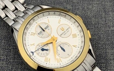 Universal Genève - Trible Date Chronograph Moonphase - 299.390 - Men - 2000-2010