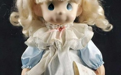 Vintage Precious Moments Missy Retired Doll