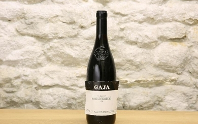 1 BOTTLE GAJA ESTATE SORI SAN LORENZO BARBARESCO