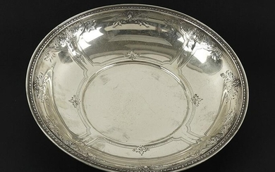 A Watson Company Sterling Silver Round Bowl.
