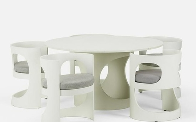 Arne Jacobsen, dining set