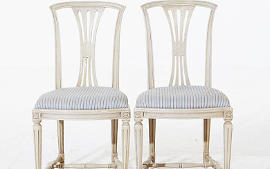 Chairs 1 pair Stolar 1 par