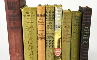 Collection of Vintage Novels Includes 1st Editions