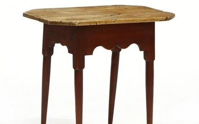 Federal Cherry Diminutive Work Table