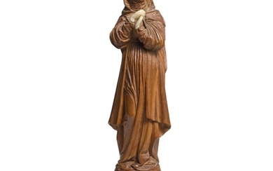 German probably 19th century | The Virgin Mary