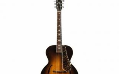 Gibson L-4 Acoustic Archtop Guitar, 1937