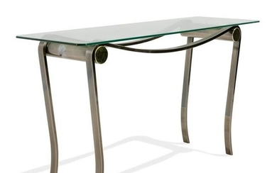 Modernist DIA Style Console Table