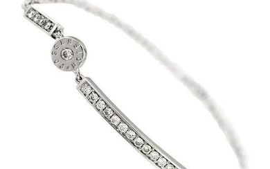 Piaget Possession Diamond Bracelet in 18 Karat White