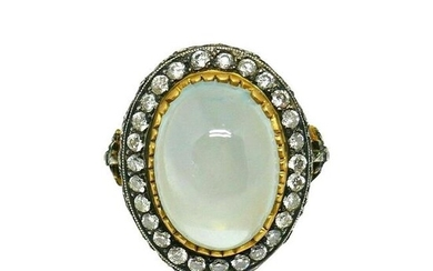 Stephen Webster Opal Yellow Gold Sterling Silver