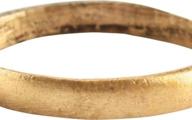 VIKING WOMAN'S WEDDING RING S5 1/2.