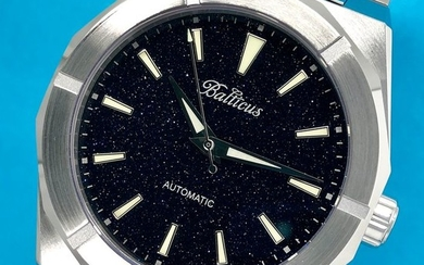 Balticus - Automatic Star Dust Aventurine Dial- Men - 2011-present
