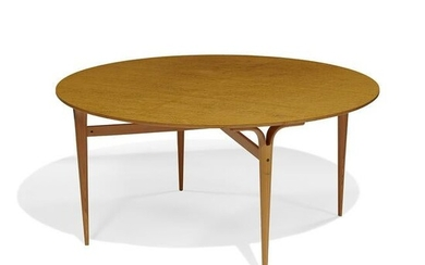 Bruno Mathsson for DUX Eva dining table