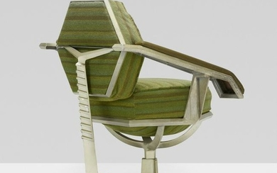 Frank Lloyd Wright, armchair from Price Tower