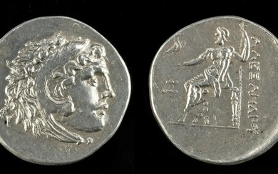 Greek Macedonian Alexander III AR Tetradrachm