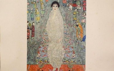 Gustav Klimt (After) - Blindnis Baronin Bachofen-Echt