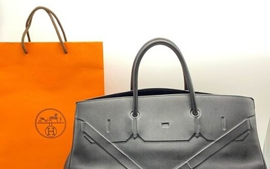 Hermès - Limited Ediction Birkin Shadow 40 Handbag
