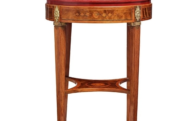 The von Essen Haupt table, by Georg Haupt (master in Stockholm 1770-1784), not signed.