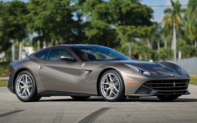 2017 Ferrari F12berlinetta 70th Anniversary