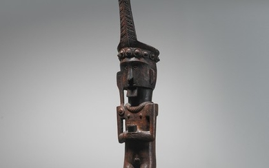 An important Nias ancestral figure.