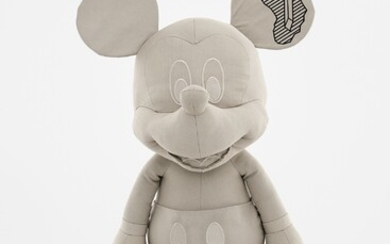 Daniel Arsham x APPortfolio, Disney Collection Mickey Mouse Plush (Large)