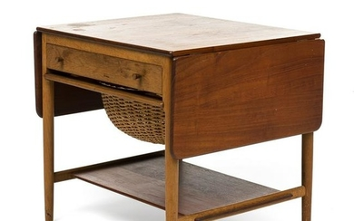 Hans Wegner AT-33 Sewing Table