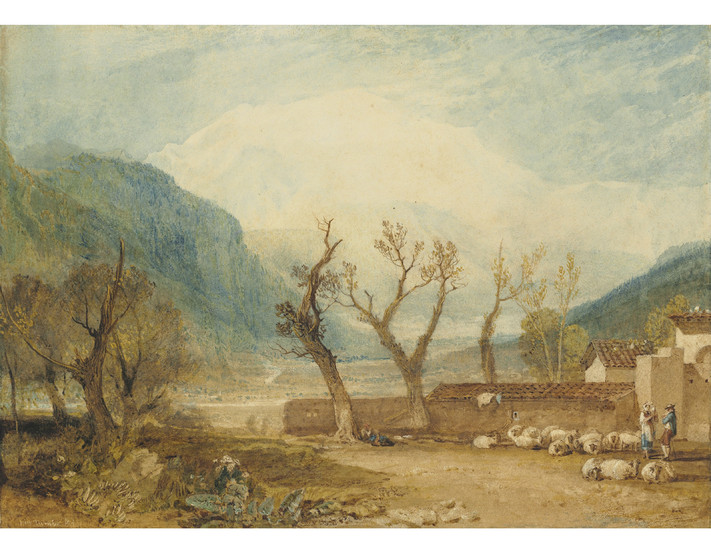 Lot-Art | Joseph Mallord William Turner, R.A. (London 1775-1851 ...