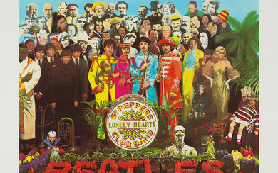 Peter Blake, Sergeant Pepper's Lonely Hearts Club Band
