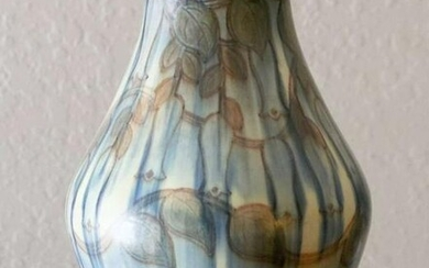 Rookwood Charles Todd Floral Decorated Vase 1921