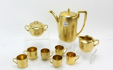 Rosenthal Porcelain Partial Tea set