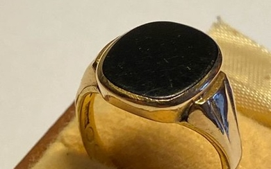 23 kt Yellow gold - Ring