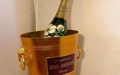 CHAMPAGNE LOUIS ROEDERER Reims Ice Bucket