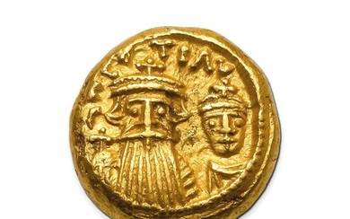 CONSTANT II and CONSTANTIN IV (654-668)