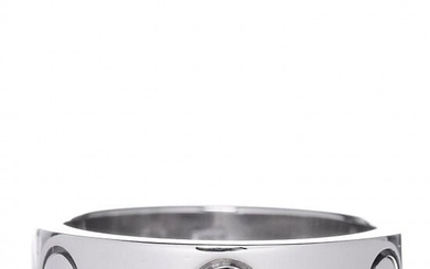 Cartier - 18 kt. White gold - Ring