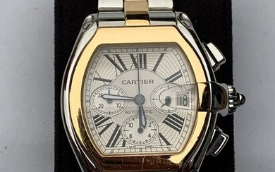 Cartier - Roadster Chronograph - Ref. 2618 - Men - 2000-2010