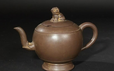 Chinese Yixing Teapot, Early-20th Century