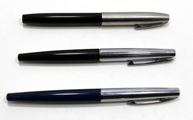 Collection of 3 Fountain Pens made by Sheaffer