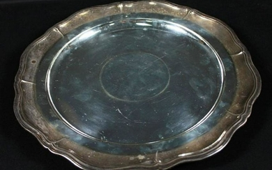 Continental 800 Silver Tray