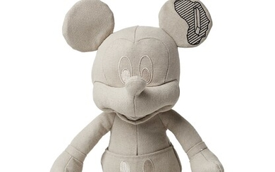 Daniel Arsham x APPortfolio, Disney Collection Mickey Mouse Plush (Regular)