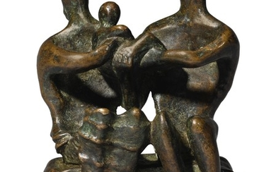 FAMILY GROUP, Henry Moore