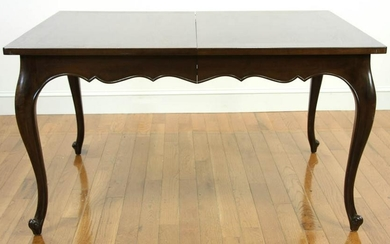 French Style Dining Table With Leaves