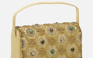 Gem-Set Silk Purse
