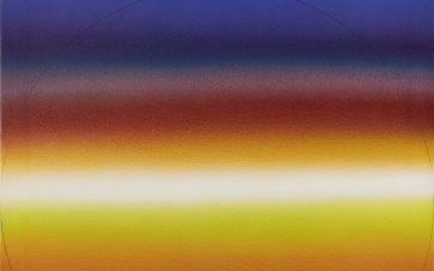 Peter Kalkhof, German 1933-2014- 'Colour and Space...
