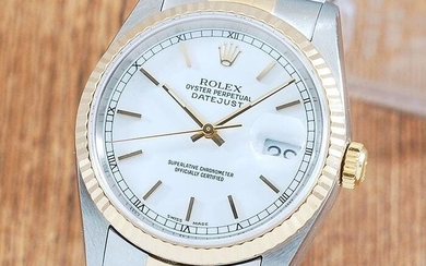 Rolex - Oyster Perpetual DateJust - 16233 - Men - 2000-2010
