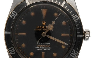 Rolex - Submariner 4 Lines - 5508 - Men - 1960-1969