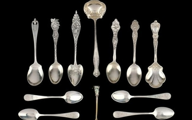 Sterling Silver Flatware Group